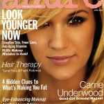 Carrie Underwood Allure cover