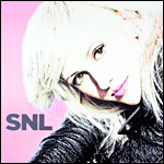 Ellie Goulding on Saturday Night Live