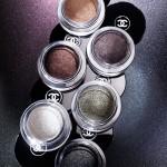 New Fall 2011 eye shadows from Chanel