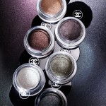 New Fall 2011 eye shadows from Chanel