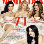 Glam Girls for Vanity Fair